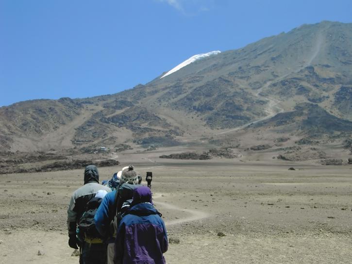 Trekking Mt.Kilimanjaro - Richtig vorbereitet sein!