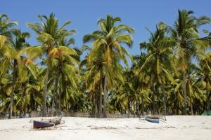Strandurlaub - Mosambik Reisen