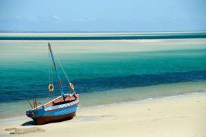 Mosambik Safari - Strandurlaub