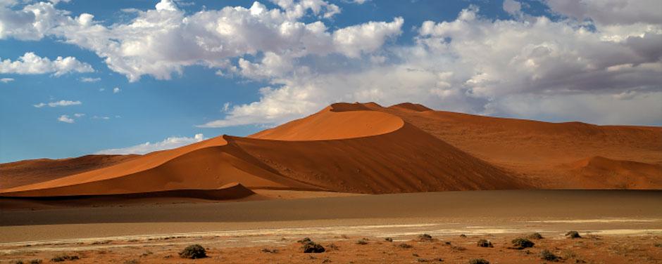 Namib Wüste - Namibia - Reisen