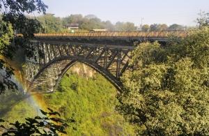 Victoriawasserfälle Brücke - Reisen