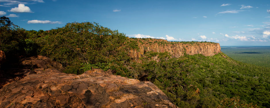 Namibia - Reisen Waterberg