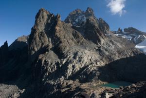 Kenia - Reisen - Mount Kenya Besteigung
