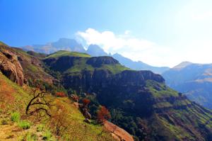Südafrika - Gruppenreisen - Drakensberge
