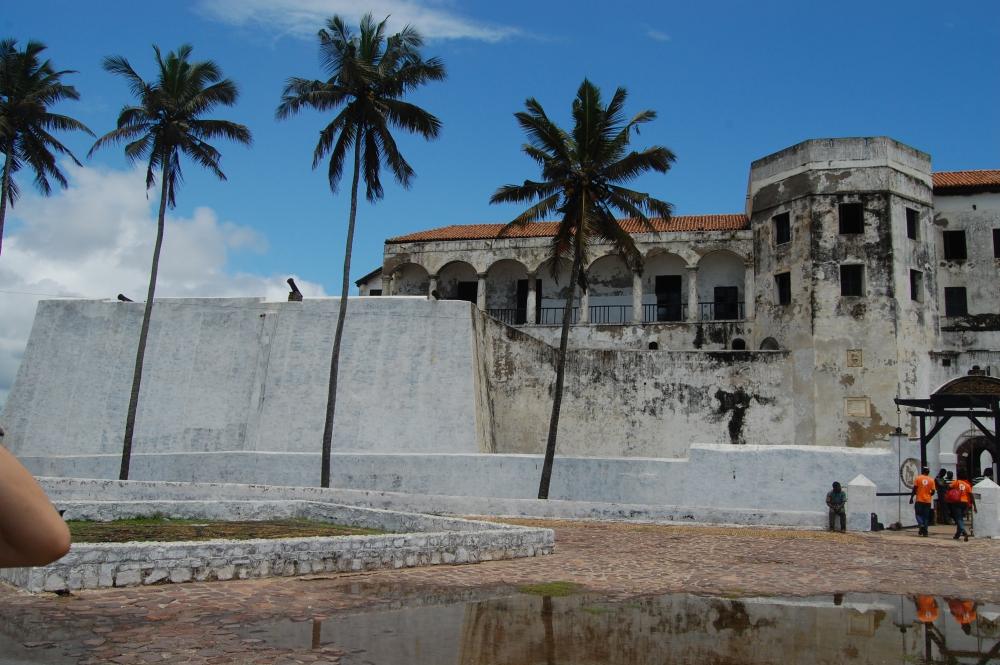 Ghana - Geschichte - Elmina Castle