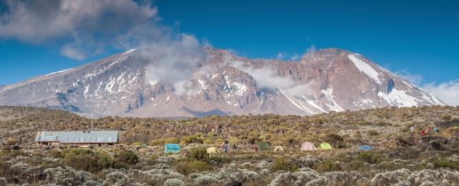 Kilimanjaro - Tansania Reisen