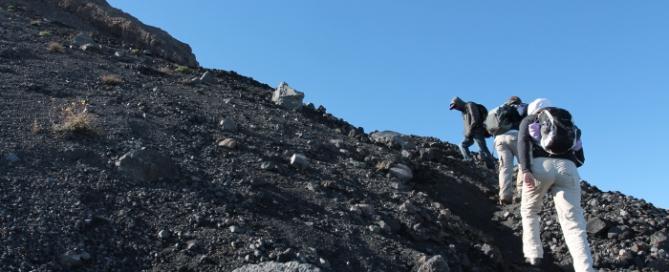 Pico de Fogo Besteigung - Kap Verde Wander- und Klettertouren