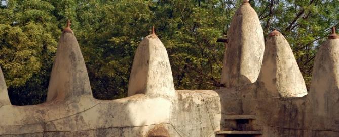 Burkina-Faso Reisetipp: Moschee von Bobodioulasso