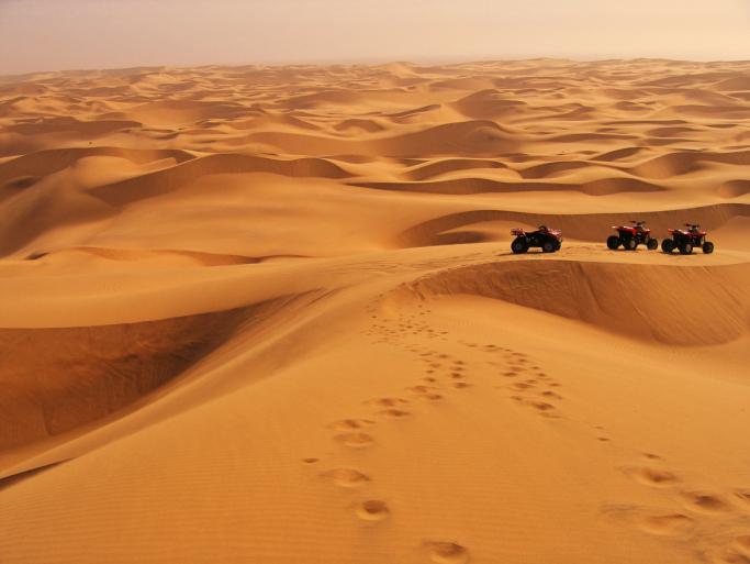 Quad Tour in Namibia - Reisen nach Namibia