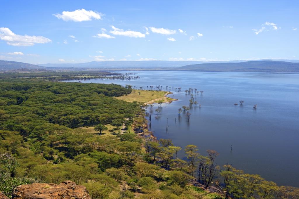 Kenia Reisen- Lake Nakuru