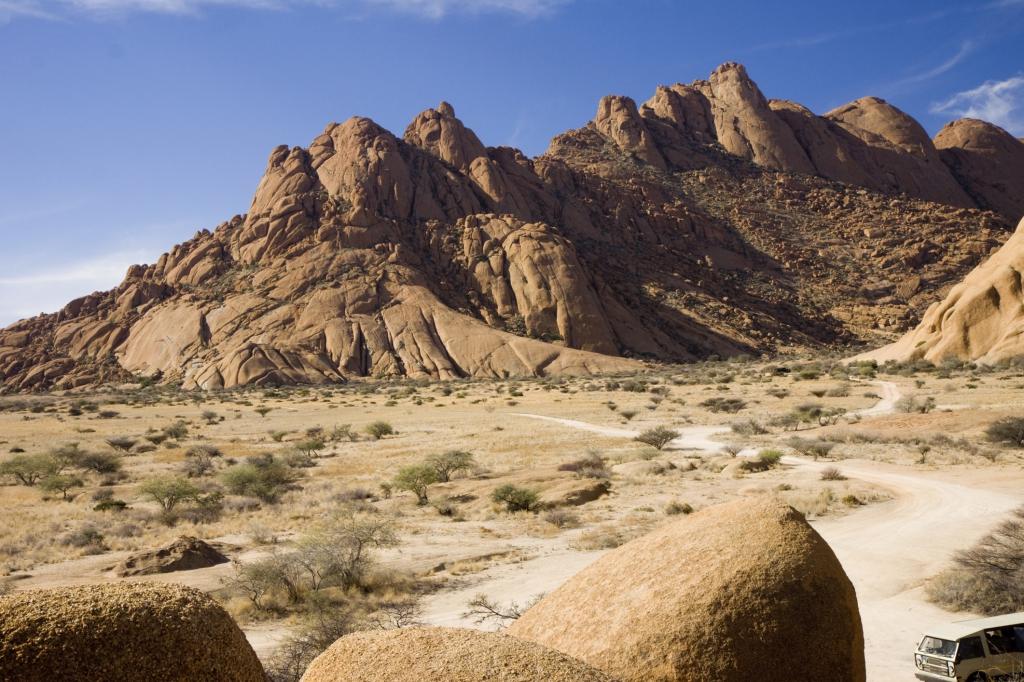 Selbstfahrerreise Namibia mit touring afrika