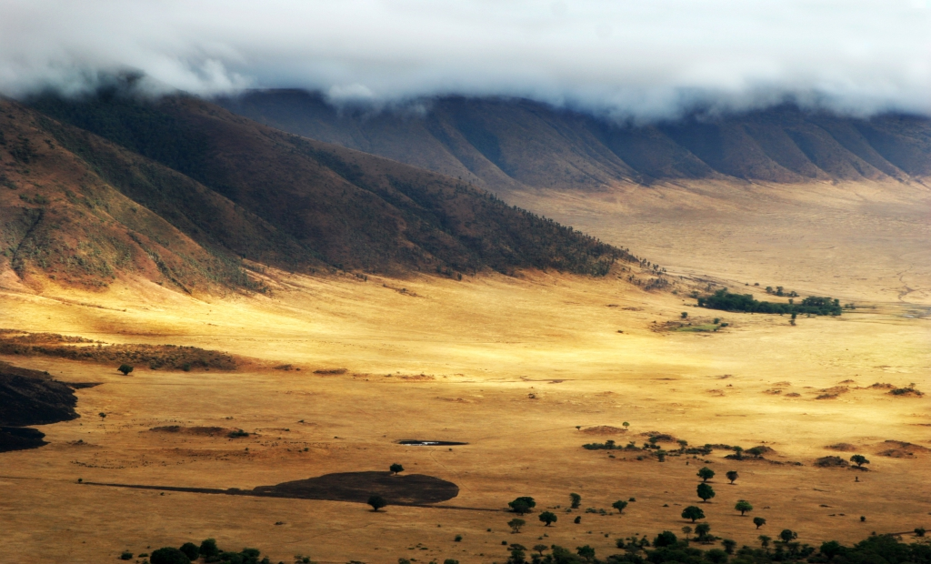 Ngorongoro Krater-Tansania-  Camping Safari Tansania Reisebericht