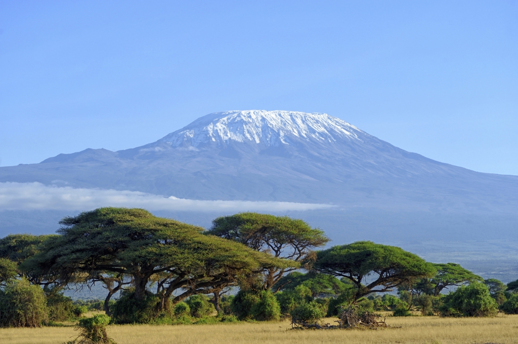 Tansania Kilimanjaro Besteigung über die Marangu-Route