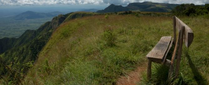 Malawi Ausblick - Zomba - Busrundreise