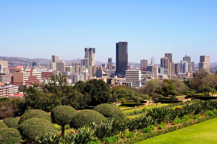 Mietwagenrundfahrt Pretoria Skyline