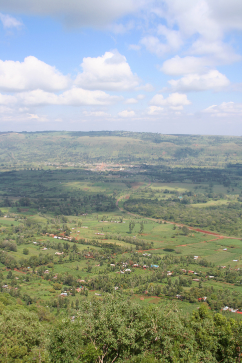 Kerio Valley, Kenia