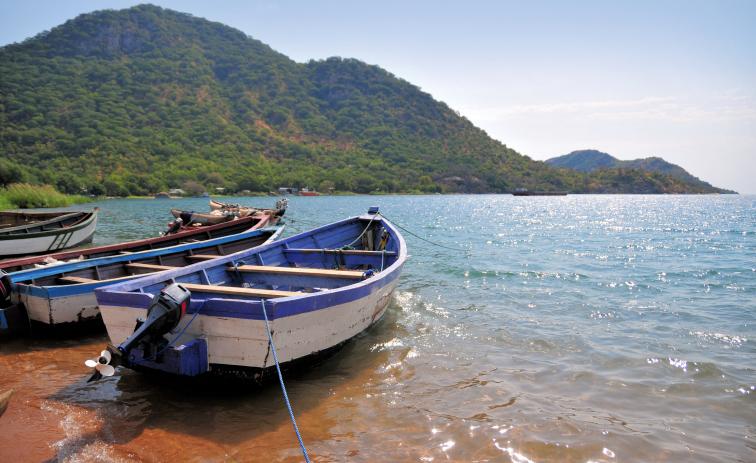 Lake Malawi - Monkey Bay