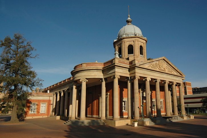 Fourth Raadzaal in Bloemfontein