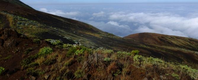 Ausblick vom Fogo, Kap Verde