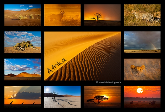 Afrika Kalender