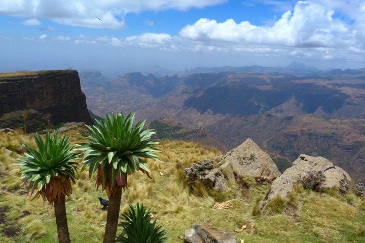 Simiens Landschaft - Äthiopien