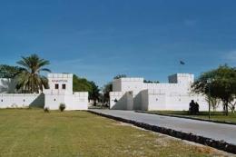 Namibia - Reise - Fort