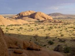 Namibia - Reise - Erongo-Gebirge