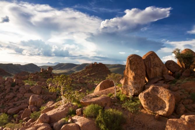 Namibia - Südafrika - Rundreise