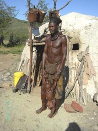 Namibia Reisebericht- Himba
