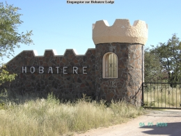 Namibia - Rundreise - Hobatere