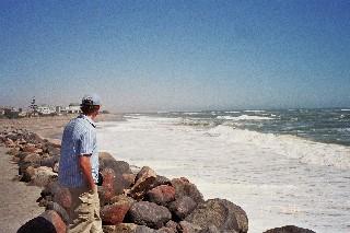 Namibia - Reise - Meer