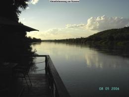 Namibia - Reisen - Kuene Fluss