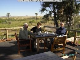 Namibia - Reisebericht