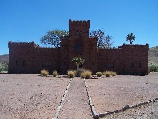 Namib Wüste - Schloss - Namibia