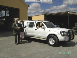 Namibia - Rundreise - Reisebericht