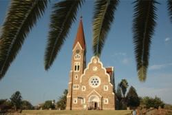 Namibia - Windhoek - Christuskirche