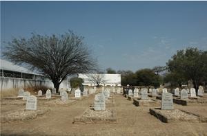 Namibia - Reisen - Friedhof