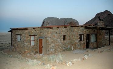 Namibia - Reisetagebuch - Hotel