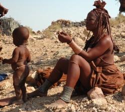 Namibia - Reisen - Himbas