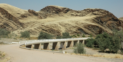 Namibia - Reisen - Kuiseb Pass