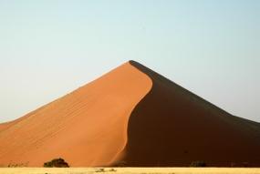 Namibia - Reisebericht - Wüste