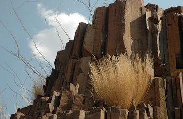 Namibia - Reisebericht - Felsformationen