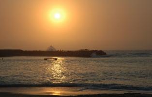 Namibia - Reisen - Sonne