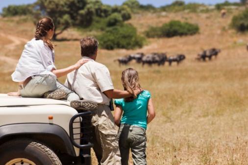 Südafrika-Reise mit Kindern