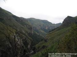 Südafrika - Berge - Wanderwege