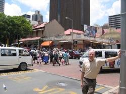 Reisebericht - Südafrika - Jo'burg