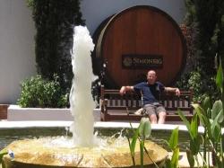 Südafrika - Reisebericht - Weinprobe