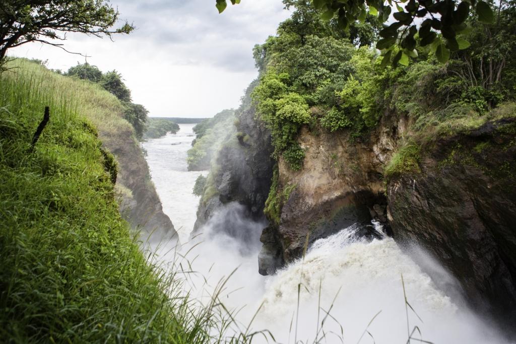 Murchison Falls Uganda - Uganda-Reise mit Kindern - Uganda-Urlaub - Nationalpark - Gorilla-Trekking - Safari