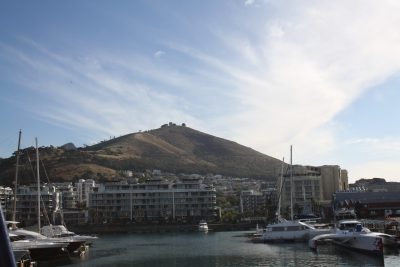 Alfred und Victoria Waterfront - Kapstadt - Suedafrika