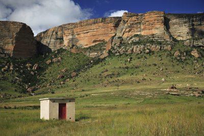 Südafrika Gruppenreise - Berglandschaft - Golden-Gate-highland-Nationalpark - Suedafrika